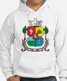 Sofia Coat Of Arms Jumper Hoody
