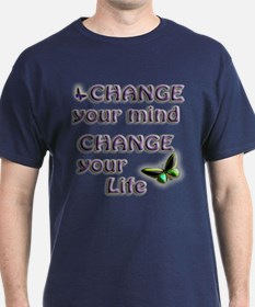 Cute Change your mind day T-Shirt