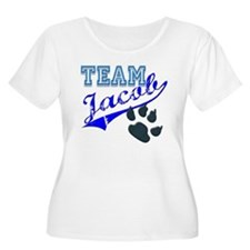 Team Jacob New Moon Movie Des T-Shirt