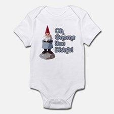 Oh Gnome You Didn't Infant Bodysuit