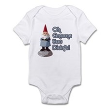 Oh Gnome You Didn't Onesie