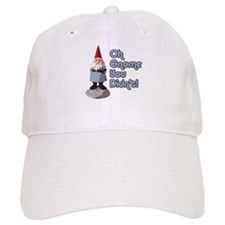 Oh Gnome You Didn't Baseball Cap