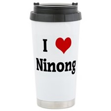 I Love Ninong Travel Mug