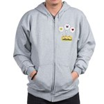 Chickie Daydreams Zip Hoodie