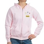 Chickie Daydreams Women's Zip Hoodie