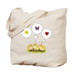 Chickie Daydreams Tote Bag
