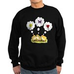 Chickie Daydreams Sweatshirt (dark)
