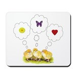 Chickie Daydreams Mousepad