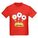 Chickie Daydreams Kids Dark T-Shirt
