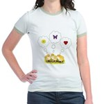 Chickie Daydreams Jr. Ringer T-Shirt