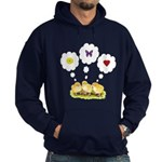 Chickie Daydreams Hoodie (dark)