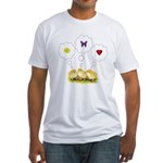 Chickie Daydreams Fitted T-Shirt