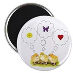 "Chickie Daydreams 2.25"" Magnet (10 pack)"