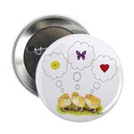 "Chickie Daydreams 2.25"" Button (100 pack)"