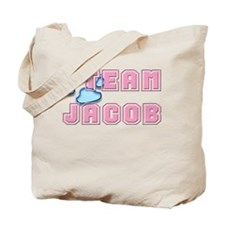 Team Jacob Black New Moon Twi Tote Bag