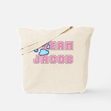 Team Jacob Black New Moon Twi Tote Bag