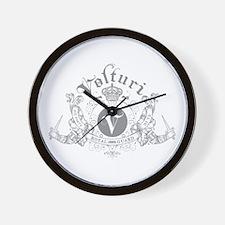 Volturi Royal Guard Wall Clock
