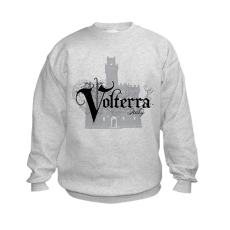 Volterra Italy Kids Sweatshirt