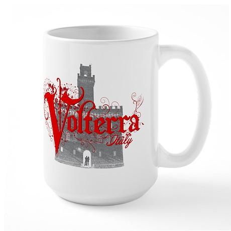 Volterra Italy Large Mug