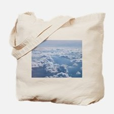 Cute Cloud Tote Bag