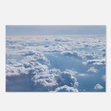 Cute . heaven Postcards (Package of 8)