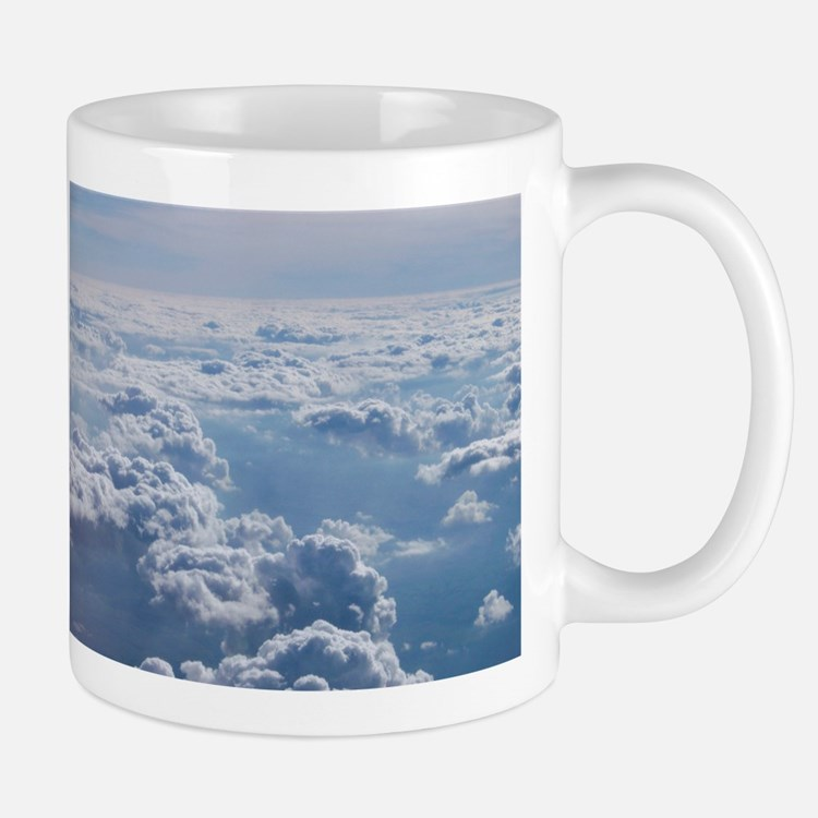 Cute Clouds Mug