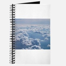 Cute Cloud Journal