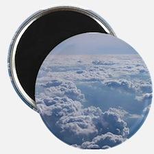 """Cute Clouds 2.25"""" Magnet (100 pack)"""
