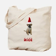 Nice Puggle Tote Bag