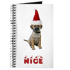 Nice Puggle Journal