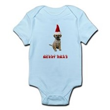 Puggle Christmas Infant Bodysuit