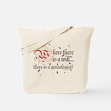Where Will... Tote Bag