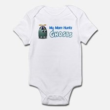 Mom Hunts Ghosts Boy New transparent Body Suit