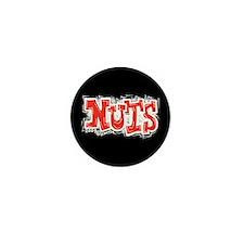 Nuts Mini Button