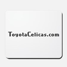 Digital URL Mousepad