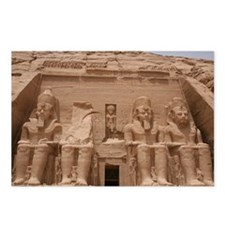 The Sun Temple of Ramses Postcards (Package of 8)