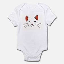 Happy Cat Infant Bodysuit