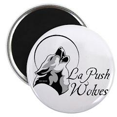 New Moon - La Push Wolves Magnet