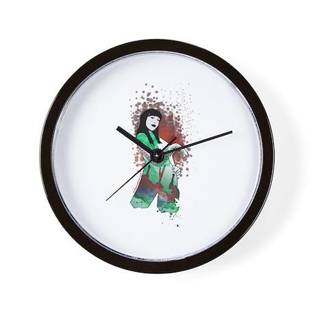 High priestess of Cthulhu Wall Clock