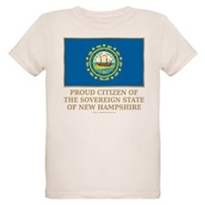 New Hampshire Proud Citizen T-Shirt