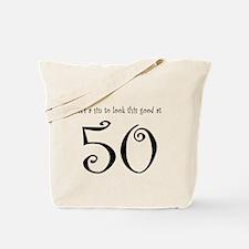 it's a sin 50 Tote Bag