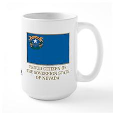 Nevada Proud Citizen Mug