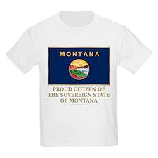 Montana Proud Citizen T-Shirt