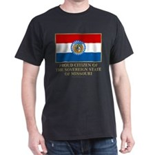 Missouri Proud Citizen T-Shirt