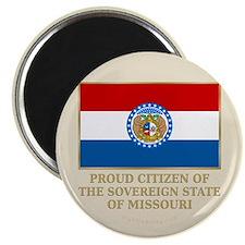 Missouri Proud Citizen Magnet