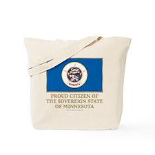 Minnesota Proud Citizen Tote Bag