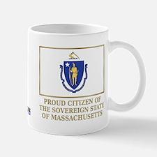 Massachusetts Proud Citizen Mug