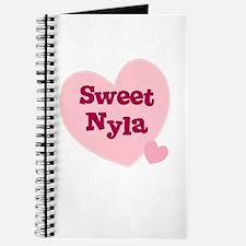 Sweet Nyla Journal