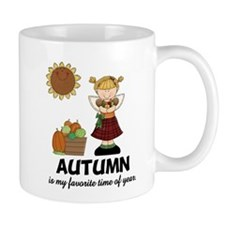 Autumn is My Favorite Mug