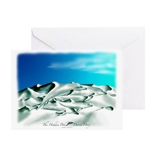 David Dory Dolphine Greeting Card